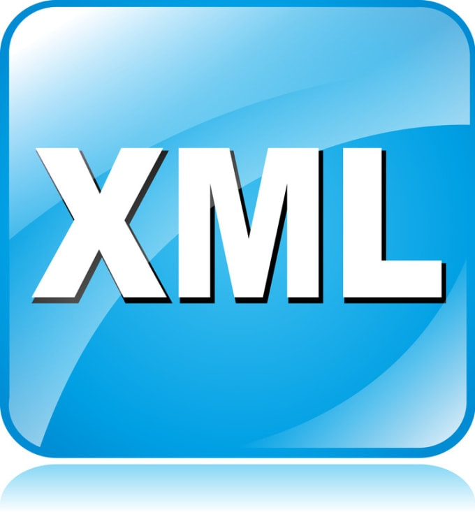Xml document icon